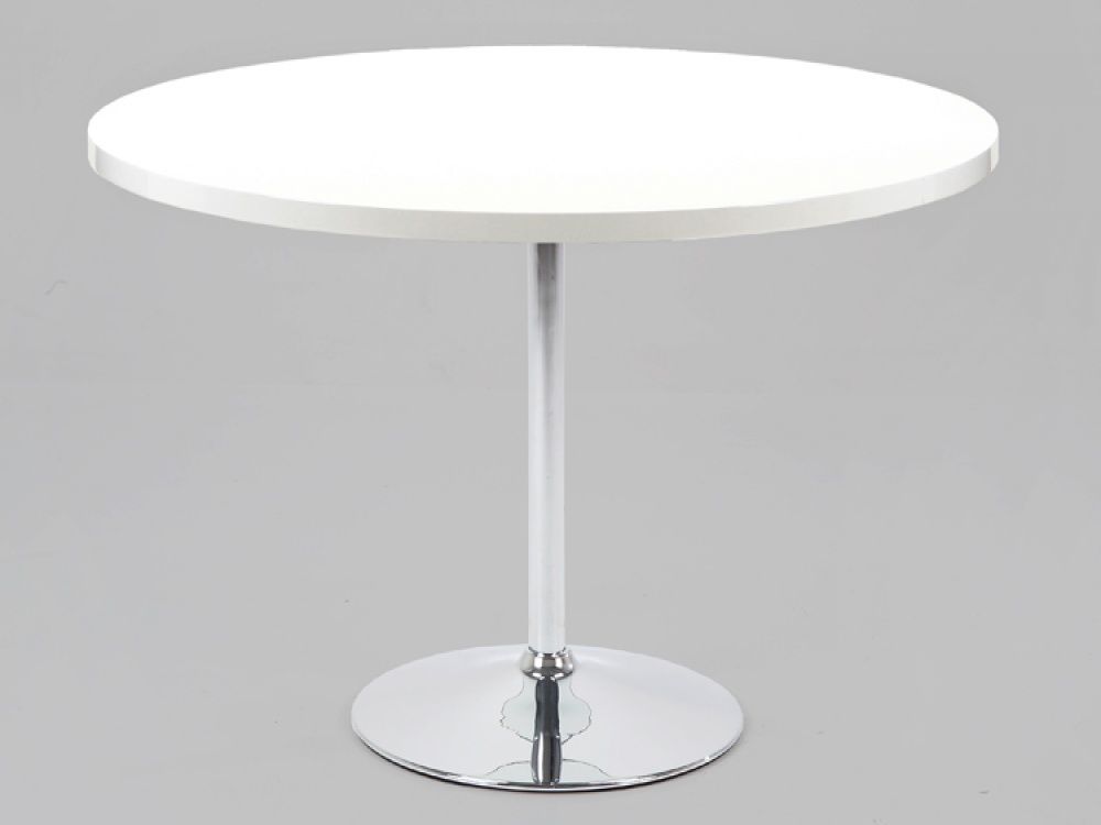 Create space with the imogen gloss dining table fads blogfads blog White round dining table