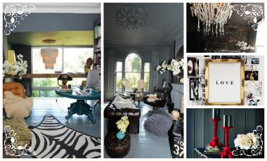 maximalism interiors