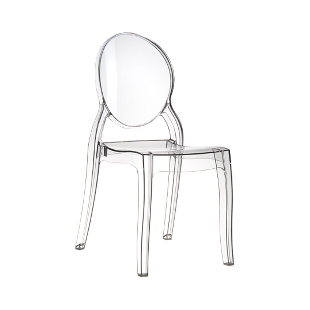 Elizabeth Clear Dining Chair