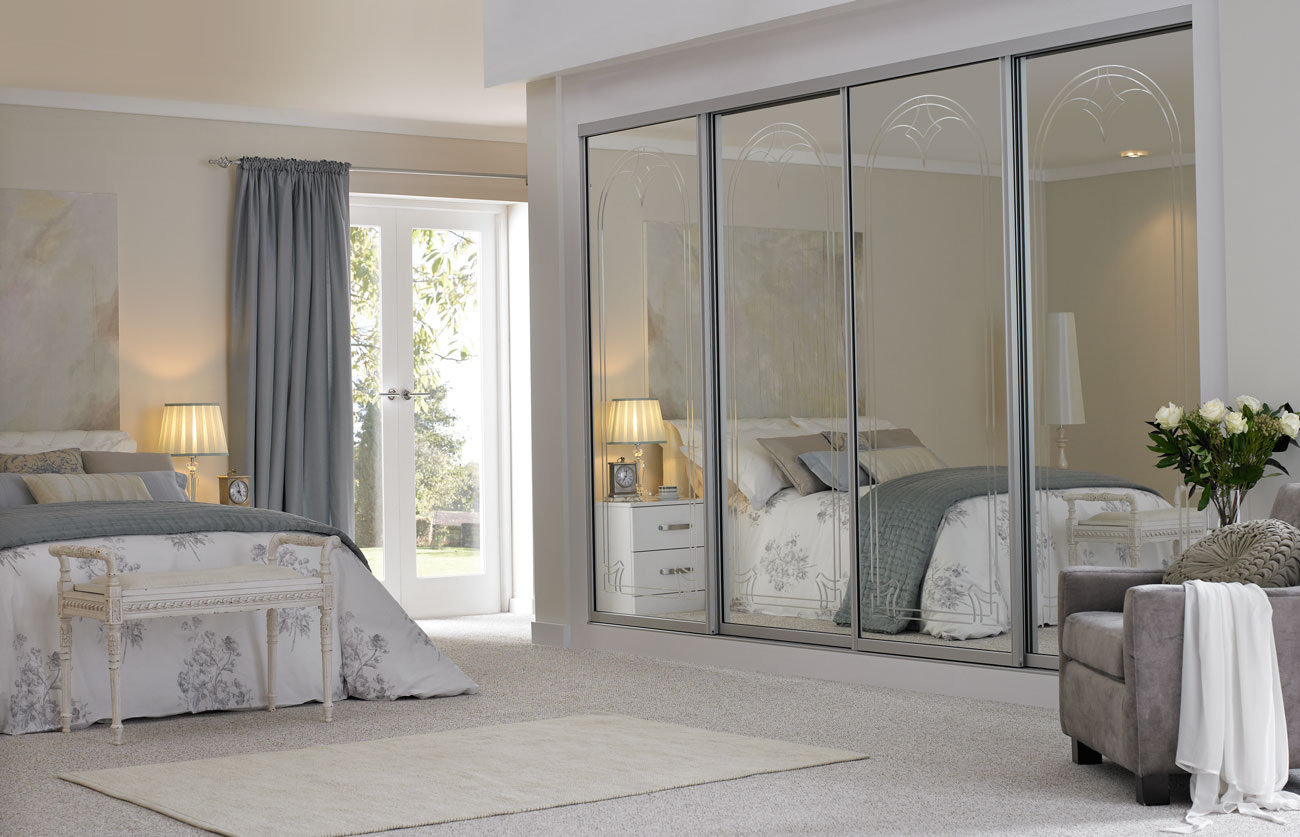 What Is The Need For Mirrored Wardrobes?