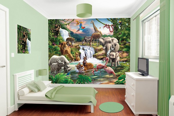 Walltastic Jungle