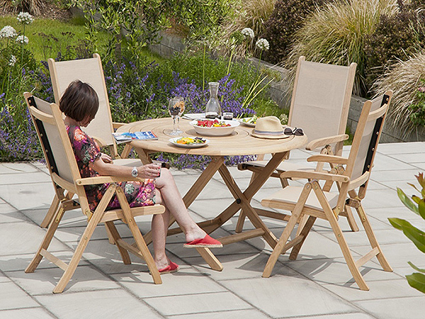garden dining ideas