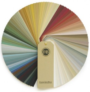 Farrow & Ball Colours