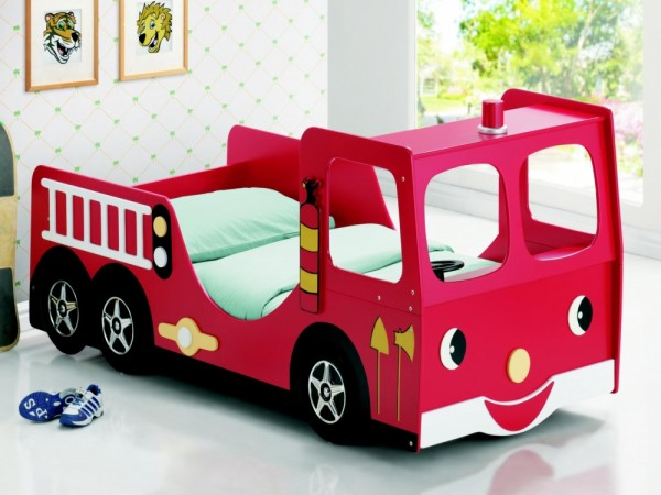 joseph fire engine bed
