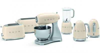 SMEG retro-style kitchen equipment