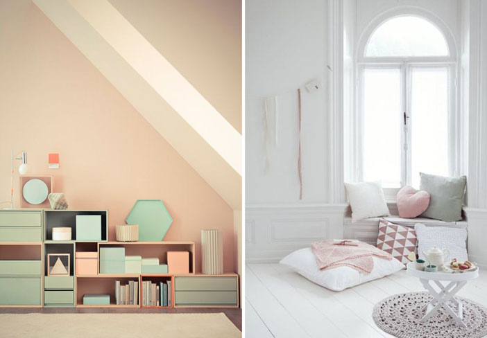 How To Make Winter Pastels Work In Your Home Fads Blogfads Blog