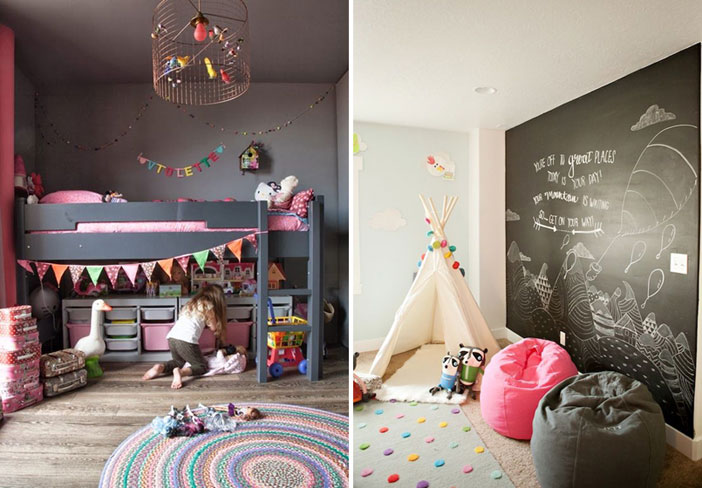 5 Fun Decorating Ideas For Your Child S Bedroom Fads