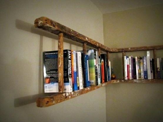 5 Bookshelf - Pinterest