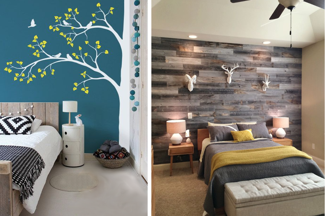 Create an eye catching look with a feature wall fads blogfads blog create an eye catching look with a feature wall aloadofball Choice Image