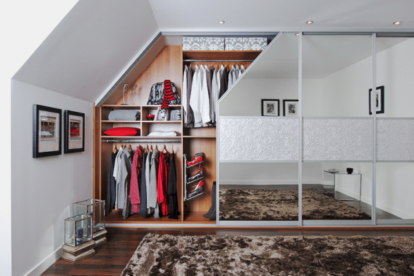 Sliding Mirrored Wardrobes