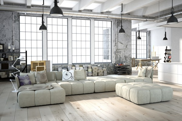 Create a Unique Look in your Living Room