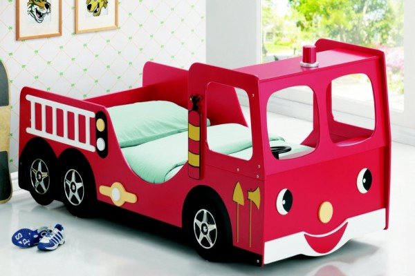 joseph fire engine bed