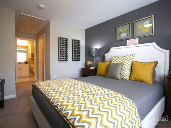 How to choose an accent wall. Credit; http://www.apartmentguide.com/