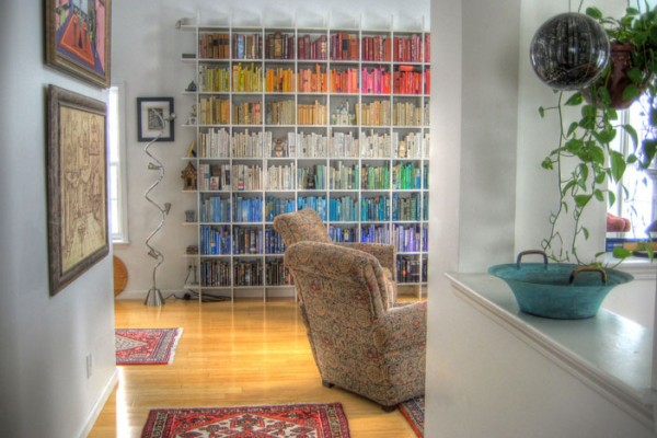 Beautiful Bookcase. Flickr Creative Commons Credit: Eccentric Scholar.