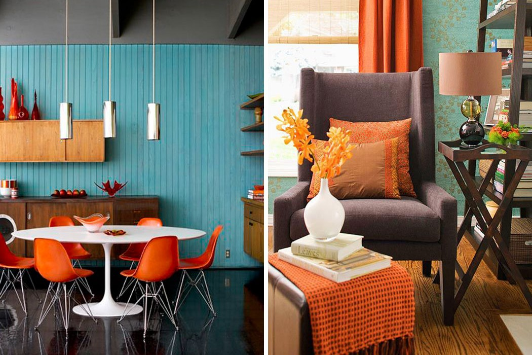 8 tips for using warm colours in your home fads blogfads - What temperature can you paint outside ...